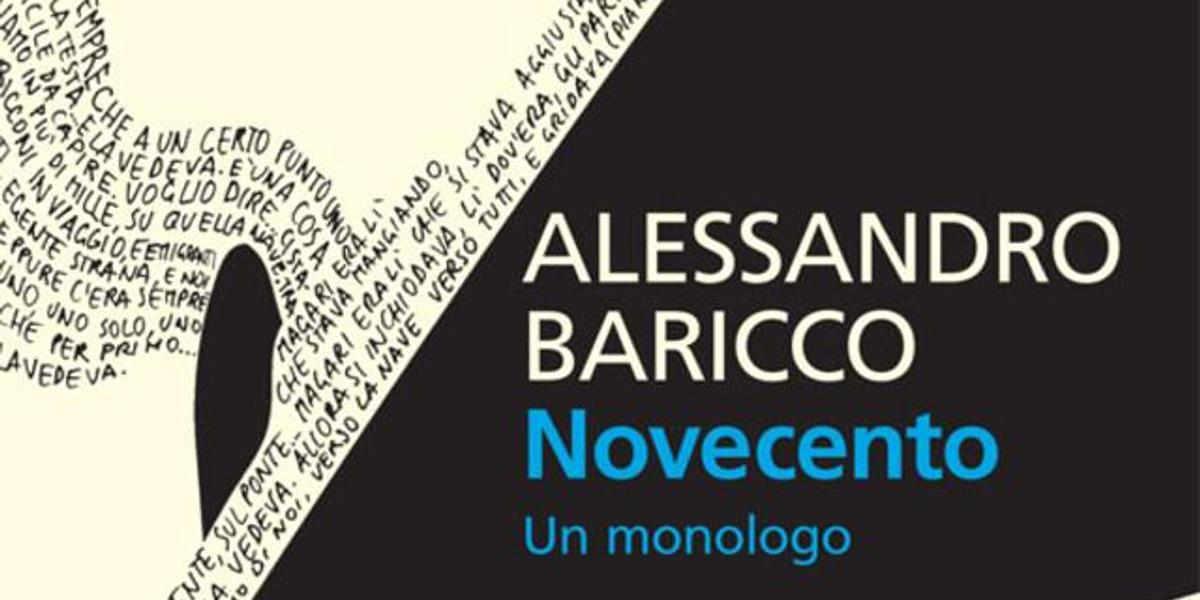 """""""Novecento"""" Alessandro   Baricco"""