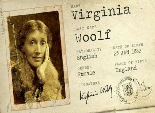 Omaggio a Virginia Woolf