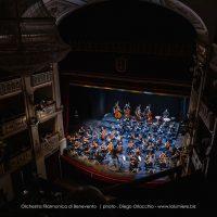 OFB:Maestro Ezio Bosso:Teatro Giordano di Foggia