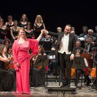 Orchestra Filarminica di Bevento:Maestro Francesco Ivan Ciampa:Soprano Jessica Pratt:Teatro M.Del Monaco di Treviso