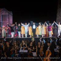 Orchestra Filarmonica di Benevento:Compagnia Balletto di Benevento:Maestro Jacopo Sipari di Pescasseroli